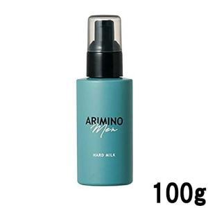 アリミノ メン ハード ミルク 100g [ ARIMINO / スタイリング剤 / ヘアスタイリング / ヘアセット ]- 定形外送料無料 - kumokumo-square