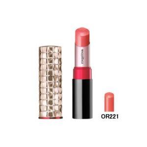 ドラマティックルージュ OR221 マキアージュ 口紅  ( 資生堂 / ルージュ / shiseido ) - 定形外送料無料 -wp kumokumo-square