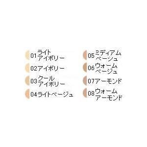 エクストラフォーミュラ 02アイボリー カバーマーク - 定形外送料無料 -wp|kumokumo-square