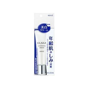 コーセー エルシア プラチナム 美白クリーム 30g [ kose / ELSIA / 医薬部外品 ] 取り寄せ商品 - 定形外送料無料 -|kumokumo-square