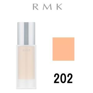 RMK ジェルクリーミィファンデーション 202 30g SPF24 PA++ - 定形外送料無料 -wp|kumokumo-square