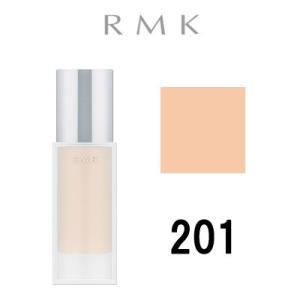 RMK ジェルクリーミィファンデーション 201 30g + tgsak ( リキッドファンデーション / アールエムケー ) - 定形外送料無料 -wp|kumokumo-square