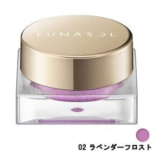 カネボウ ルナソル グラムウィンク 02 ラベンダーフロスト 5.1g [ kanebo / LUNASOL ]- 定形外送料無料 -|kumokumo-square