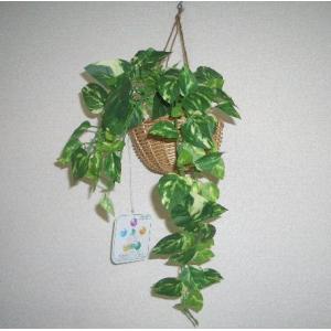 無光触媒加工 人工観葉植物【吊りタイプ】|kunidenbousai