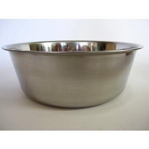 洗い桶 36cm  ステンレス   【洗桶 丸型】|kunikichisyouten