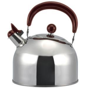 Cookvessel(クックベッセル) ベストホルンケトル 3.6L ショコラブラウン IH対応 【やかん ヤカン 湯沸し 笛吹きケトル】 kunikichisyouten