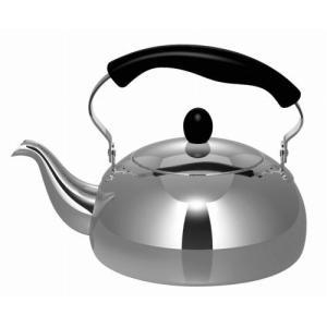 Cookvessel(クックベッセル) ステンレスケトル AYA 2.5L IH対応 【やかん 湯沸かし ヤカン アヤ あや】 kunikichisyouten
