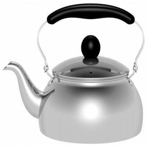 Cookvessel(クックベッセル) お茶まる 1.3L ミニケトル(茶こし付き) IH対応 【やかん】 kunikichisyouten