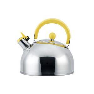Cookvessel(クックベッセル) ガンソPP ケトル 2.8L イエロー IH対応 【やかん ヤカン 湯沸し 笛吹きケトル】 kunikichisyouten