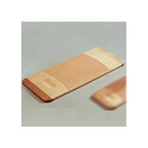 昔ながらの木製 洗濯板 大 【ぶな】 せんたく板