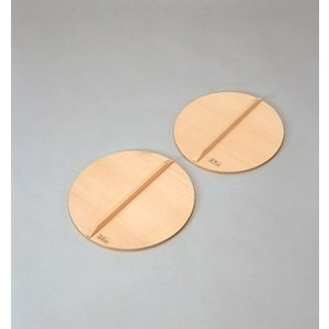 木製 鍋蓋 26cm 【アラスカ桧】 なべふた 木蓋 きぶた キブタ kunikichisyouten