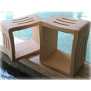 国産桧のたてよこフロイス     【檜 ひのき 木製品 風呂椅子 ふろいす 日本製】|kunikichisyouten
