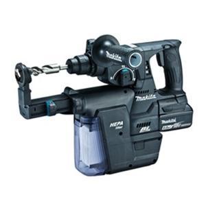 【マキタ】 充電式ハンマドリル(SDSプラスシャンク) 24mm HR244DGXVB(黒) 18V 6.0Ah kunimotohamono