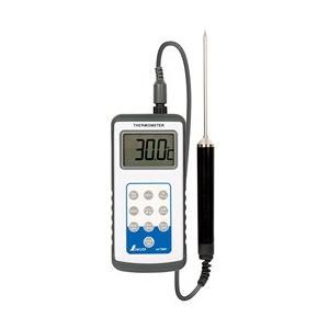 【シンワ測定】 デジタル温度計 隔測式プローブ 防水型 H-2 最高・最低 73081|kunimotohamono