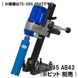 シブヤ ダイモドリル TSK-095 AB-42 乾湿兼用仕様 角度付支柱&ベースAB42セット|kunimotohamono