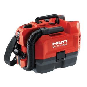 ヒルティ(HILTI) バッテリー式バキュームクリーナー VC75-1-A22 3596448 kunimotohamono