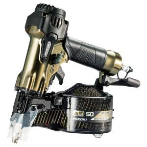 日立(HIKOKI) 高圧ロール釘打機 (細径釘専用) NV50H2|kunimotohamono
