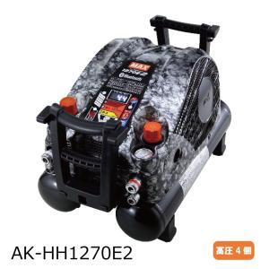 マックス(MAX) スパーエアコンプレッサ AK-HH1270E2 ZT92151|kunimotohamono