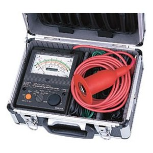 共立電気 高圧絶縁抵抗計 MODEL3124|kunimotohamono
