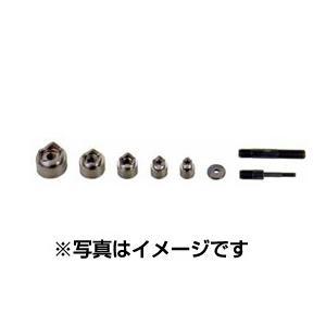 亀倉精機HP-1・HP-2用 丸穴パンチセット(パンチ・ダイ) φ25 HP-25B  運賃別途|kunimotohamono