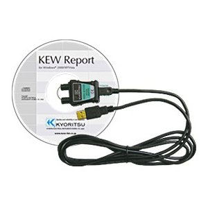共立電気 USB アダプタ+ KEW Report 8212-USB|kunimotohamono