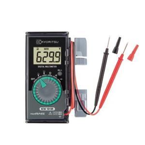 共立電気 カード型デジタルマルチメーター KEW1019R kunimotohamono