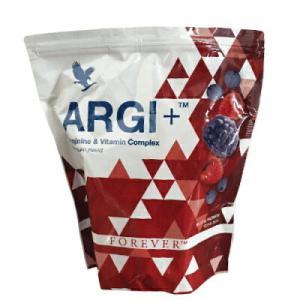 アルギニン サプリメント パウダー フォーエバー ARGI+ アールジープラス 360g FLP 5袋セット 送料無料|kunistyle