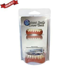 義歯 前歯 仮歯 インスタントスマイルDX 下歯用(男女兼用) 送料無料|kunistyle