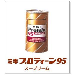 お料理にも便利なパウダー状の分離大豆たんぱく  ミキプロティーン95 スープリーム kunistyle
