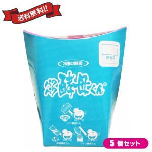 パクパク酵母くん 31袋入り 5箱セット|kunistyle