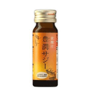 黄酸汁 豊潤サジー30ml×10本