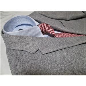 激安紳士服 HIROKO KOSHINO homme collectionからみ織りライトジャケット...