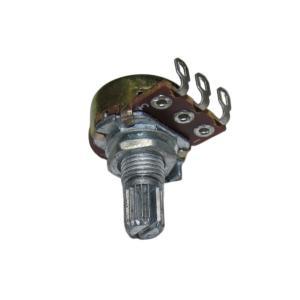 φ16mm 可変抵抗(ボリューム) 単連 500Ω Bカーブ はんだ付けタイプ|kura-parts