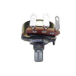 φ24mm 可変抵抗(ボリューム) 単連 50kΩ Bカーブ はんだ付けタイプ 10個入り|kura-parts