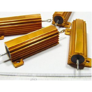 メタルクラッド抵抗 50W 0.1Ω 1%|kura-parts
