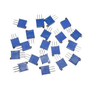 多回転半固定抵抗 1kΩ 102 (縦型)中国 BAOTER製 kura-parts