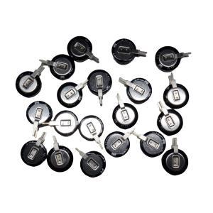 電気二重層コンデンサー 1F 5.5V (20個入り) kura-parts
