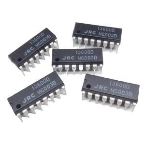 オペアンプ IC NJM13600D 20個入り|kura-parts