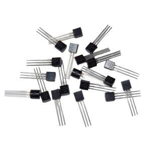 3端子可変レギュレーター LM317LZ 100mA 100個入り|kura-parts