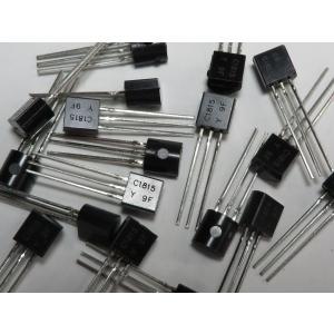 トランジスタ 2SC1815 Y 9F 200個入り|kura-parts