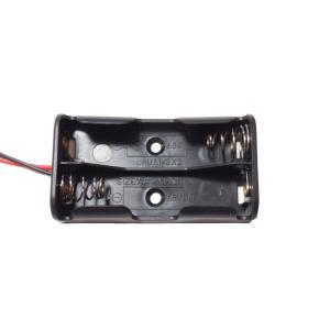 電池ボックス 単3 2本 リード線付き|kura-parts