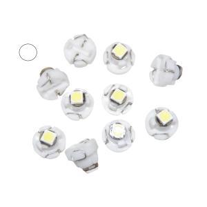 LED T3 白 10個入り ミニベース 1smd 3030 kura-parts