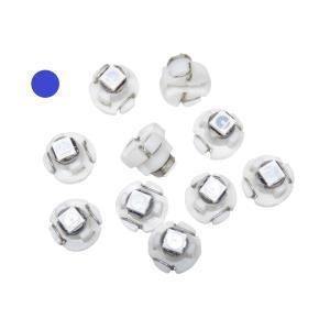 LED T3 青 ミニベース 1smd 3030 kura-parts