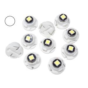 LED T4.7 白 10個入り ミニベース 1smd 3030|kura-parts