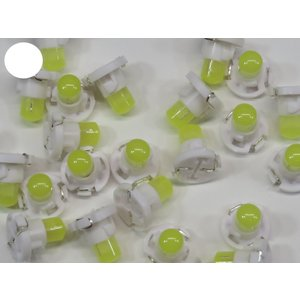 LED T4.2 白 50個入り ミニベース COB 拡散型 kura-parts