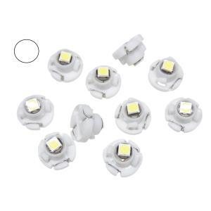 LED T4.2 白 10個入り ミニベース 1smd 3030 kura-parts