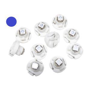 LED T4.2 青 ミニベース 1smd 3030 kura-parts