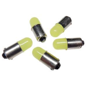 LED BA9s 10個入り COB 白|kura-parts