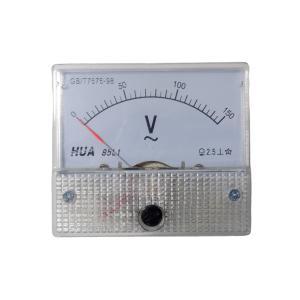 アナログ電圧計 AC 150V パネルメーター|kura-parts