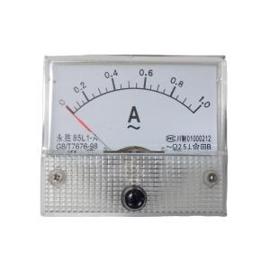 アナログ電流計 AC 1A パネルメーター|kura-parts